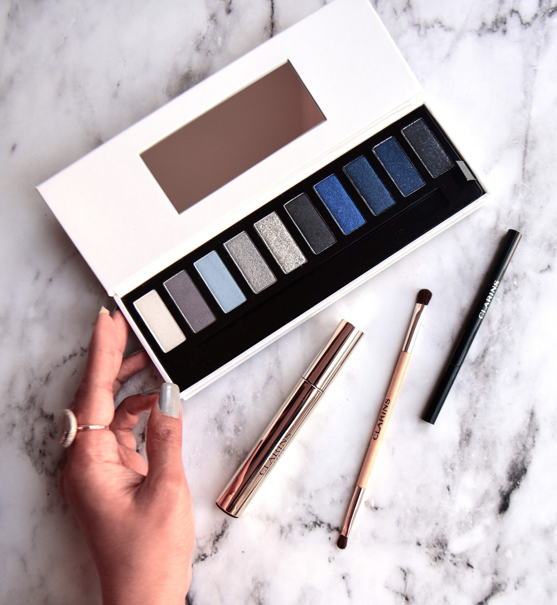 Clarins Essentials Eye Makeup Palette 4