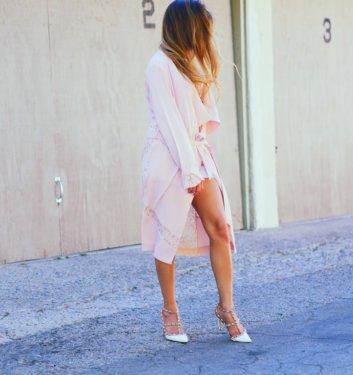 BLUSH SUMMER LAYERING