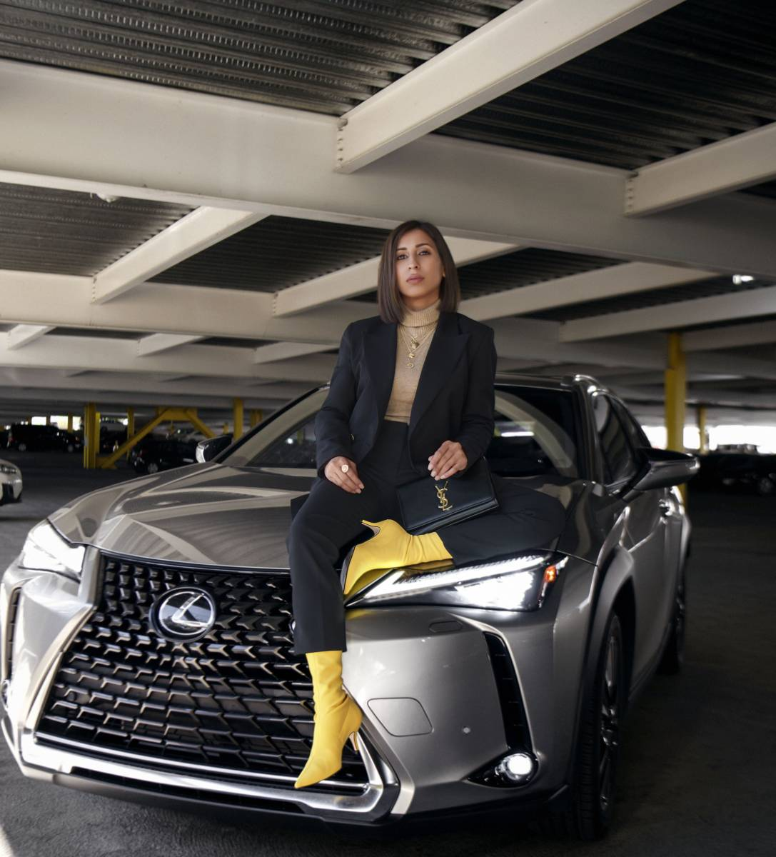 New Lexus UX – luxury crossover-1