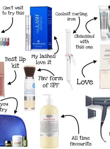 BEAUTY PICKS FROM THE NORDSTROM ANNIVERSARY SALE