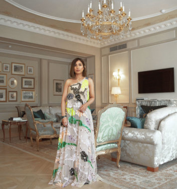 IN PARIS – A HOTEL THAT LOOKS LIKE A PALACE, ADITI OBEROI MALHOTRA X LE MEURICE PARIS