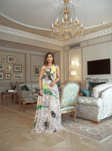 IN PARIS – A HOTEL THAT LOOKS LIKE A PALACE, ADITI OBEROI MALHOTRA X LE MEURICE PARIS