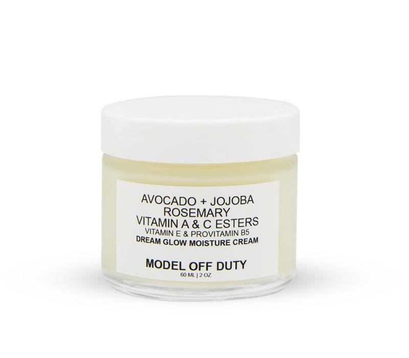 model off duty beauty dream glow moisture cream