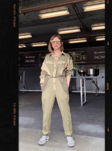 HOW TO WEAR BOILER SUIT TREND THIS FALL