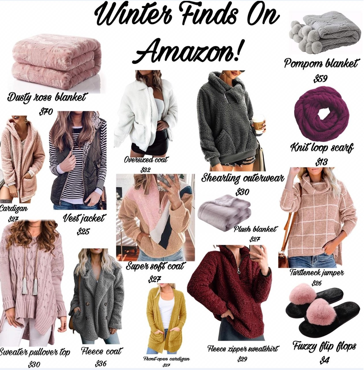 Coolest & Super Affordable Christmas Finds From Amazon – A Complete Gift Guide Under $70