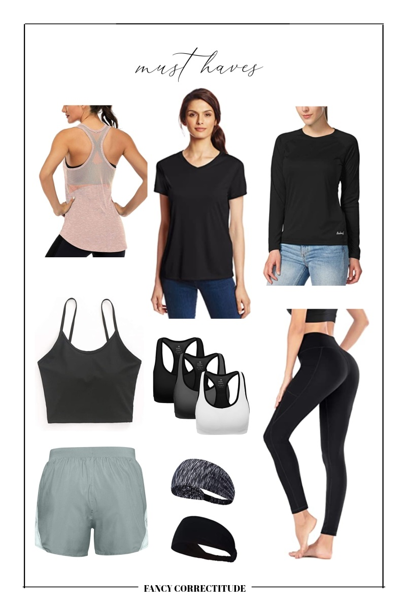 Amazon workout wear