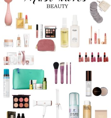 51 Greatest Beauty Deals to Grab From the Nordstrom Anniversary Sale