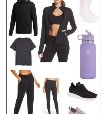 Level Up Your Workout Wardrobe With These Essentials From Nordstrom's Sale