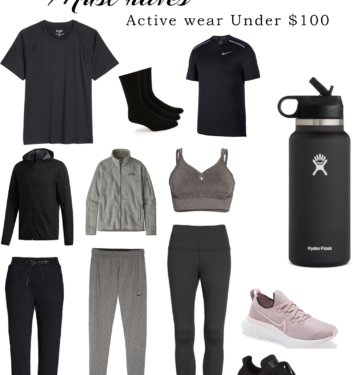 The Best of Nordstrom Anniversary Sale's Activewear Collection-