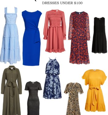 15 Chic yet Pocket-friendly Dresses from THE NORDSTROM ANNIVERSARY SALE