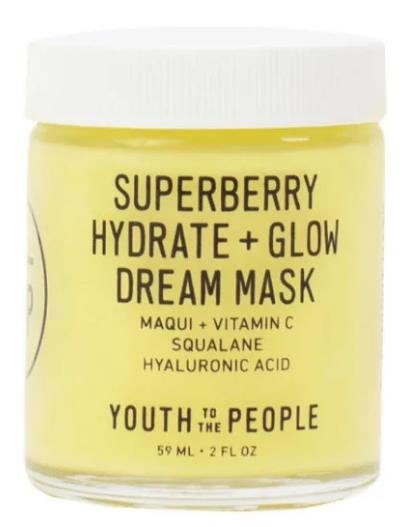 Super berry Hydrate + Glow Dream Mask with Vitamin C