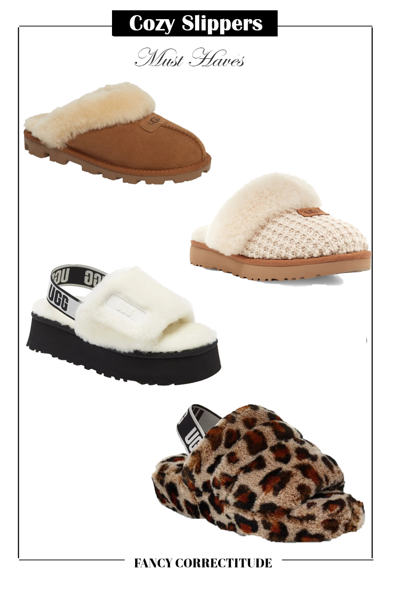 10 Coziest UGG Slippers That Your Feet Are Sure To Fall In Love With