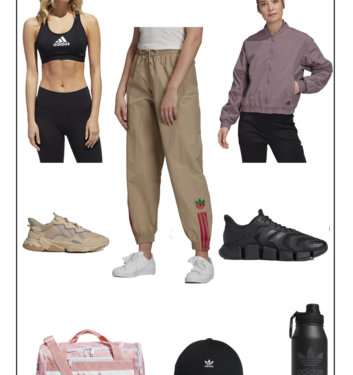 25 Activewear Picks From Adidas Sale That Make Us Wanna Hit The Gym