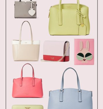 The Best On-Sale Bags From Kate Spade | Extra 40% Off