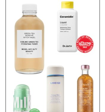 5 Best Toners for Every Skin Type That Hydrate, Brighten & Clarify Your Skin