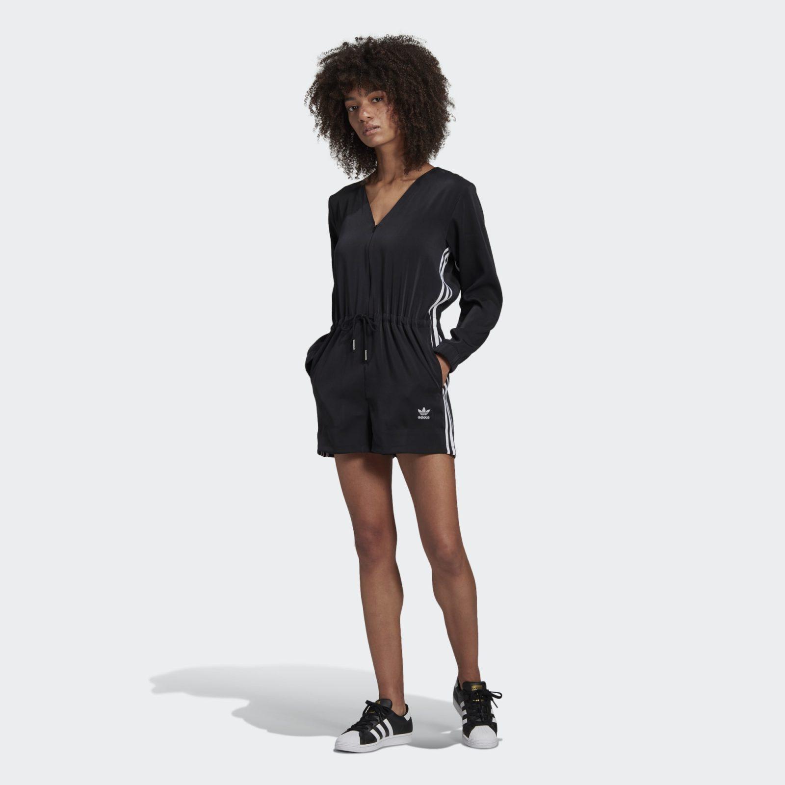 Adidas sale jumpsuit
