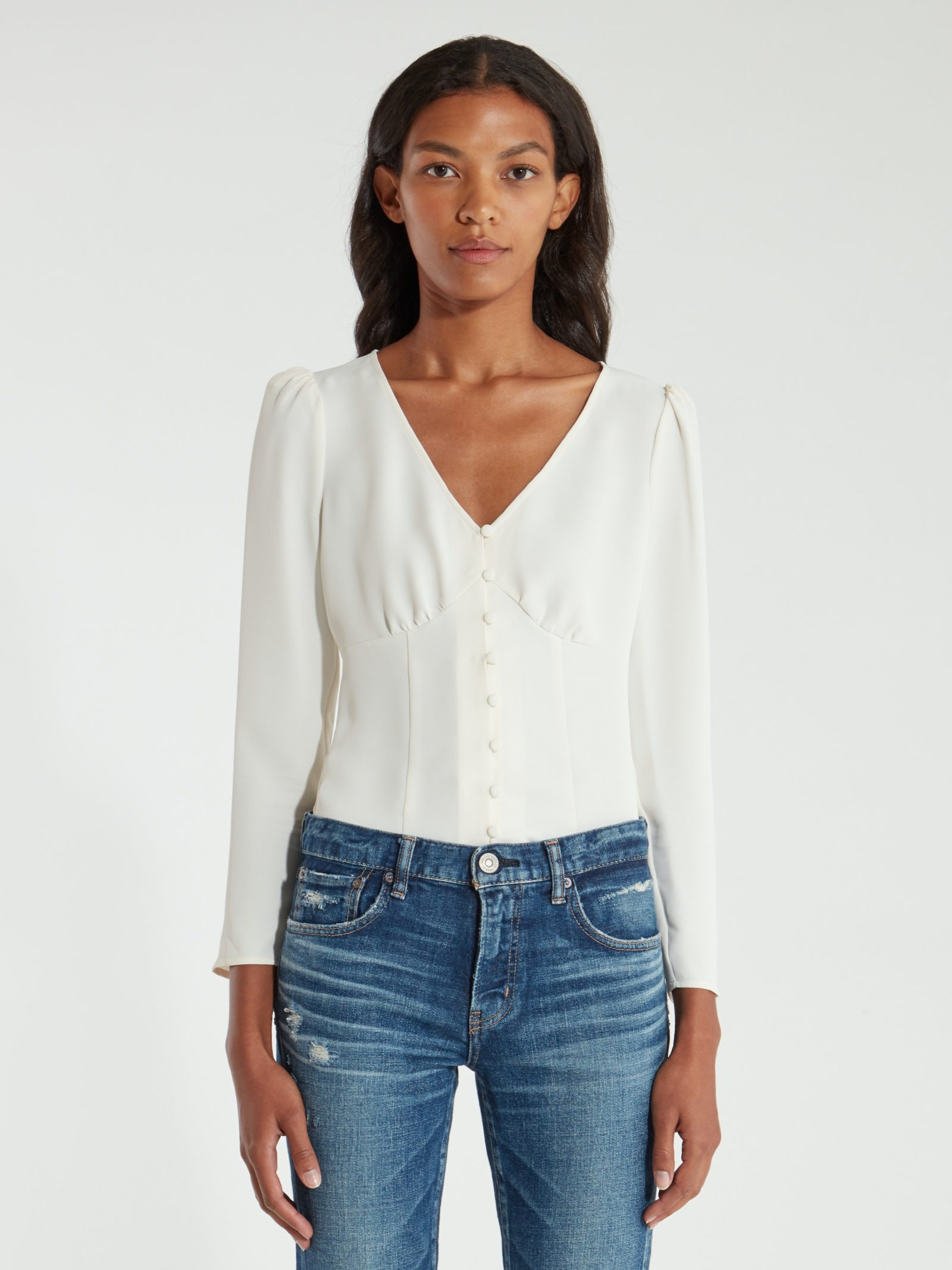 Verishop's Up To 80% Off Sale white top