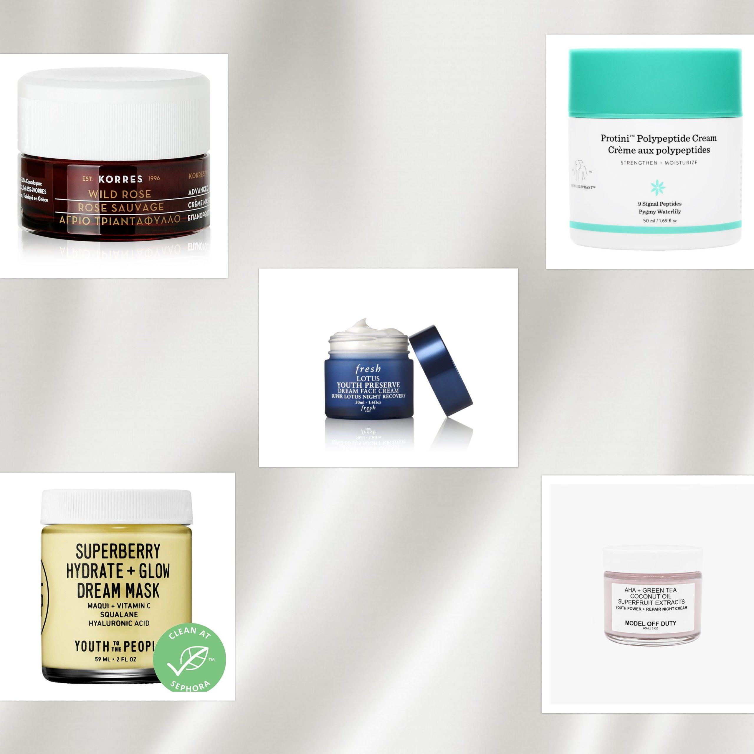 Top 5 Night Creams To Try – Miracle Workers