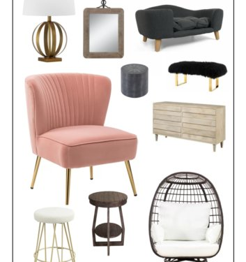 30 Timeless Furniture picks from Joss & Main on Sale