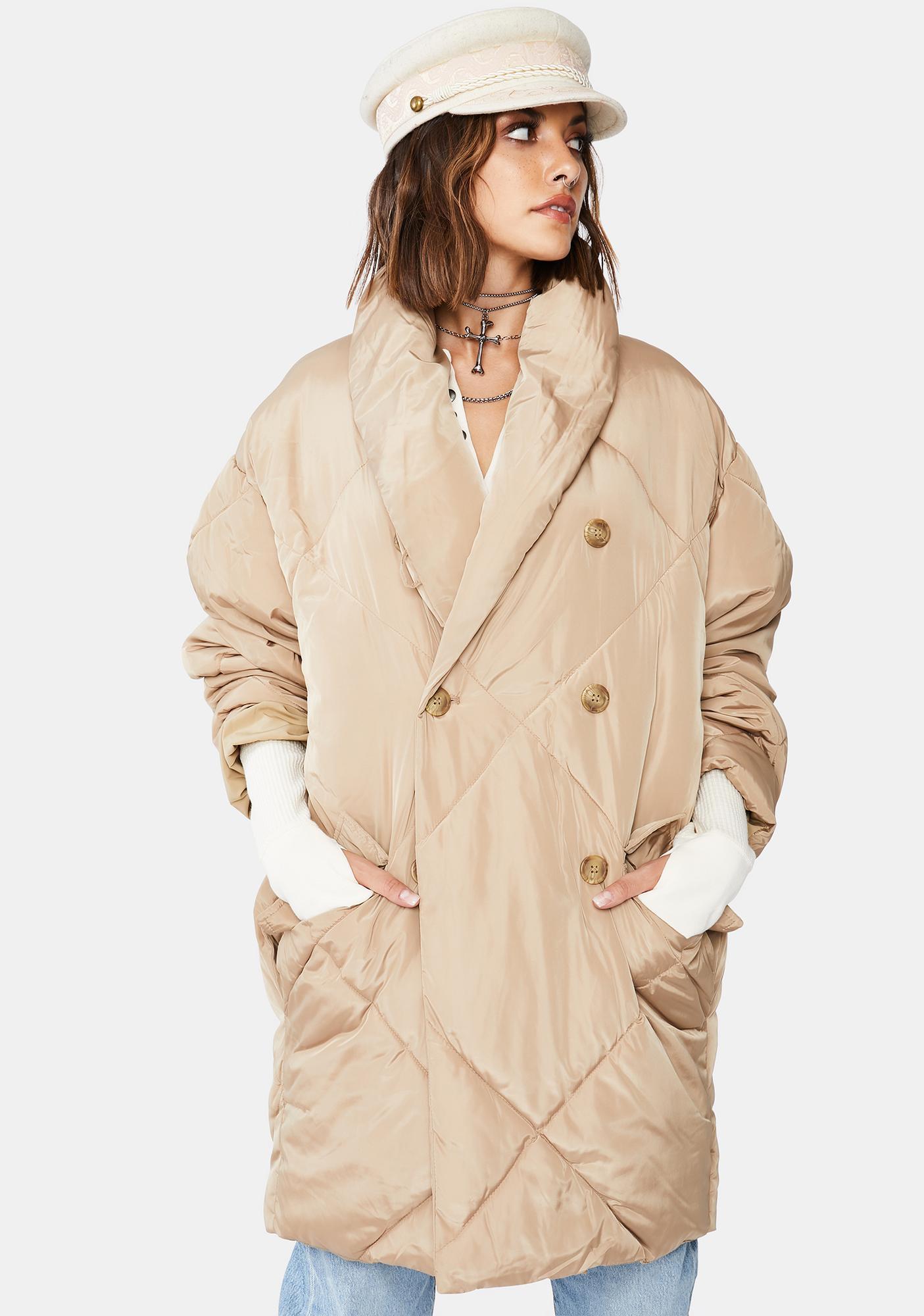 Ella Puffer Coat