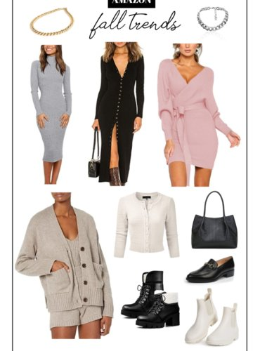 Top 7 Fall Trends – Opulent Fashion Finds Under $50 On Amazon