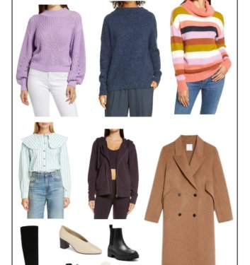Out Of Thousands Of Sale Items On Nordstrom, We Handpicked 18 Top Fall Essentials For You