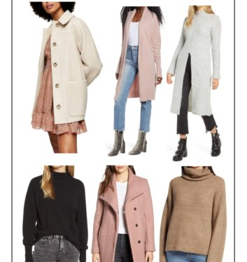 New Arrivals For Fall On Nordstrom At Every Price Point