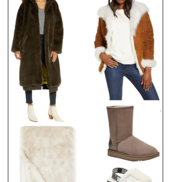 Cozy Items for Fall From UGG's On Nordstrom That Are Worth The Hype