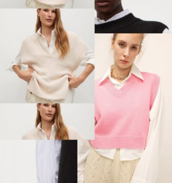 Trend Forecast: Sweater Vests Are Super In For Winter & How To Style Them