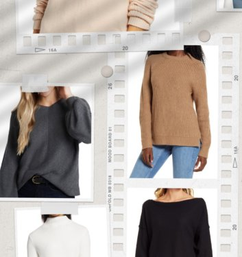 The Best 14  Chic Sweaters That Will Keep You Cozy This Winter