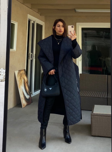 This Is The Biggest Trend In Coats And Jackets For Winter 2021
