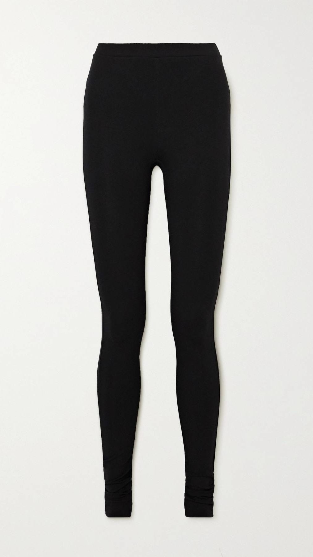 Toteme Cork Stretch-Jersey Leggings