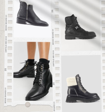 Checkout The Chicest Boots This Season To Beat All Your Winter Woes