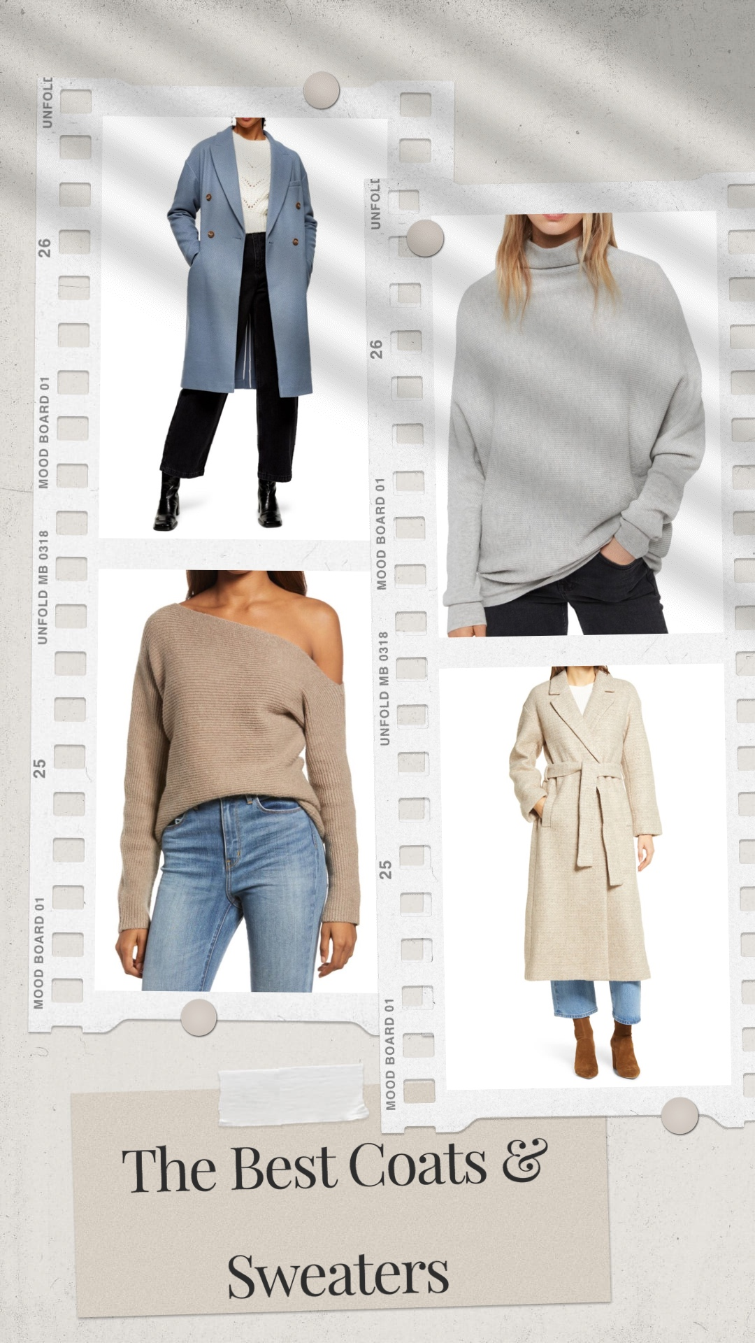 Most Fashionable Coats & Sweaters That Will Elevate Your Style This Season