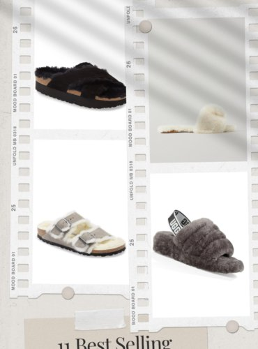 Cozy Up Your Feet In 2021 With These 11 Plush Sandals