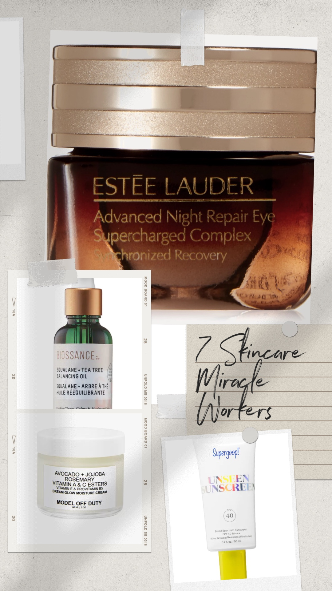 Most Effective Skincare Products