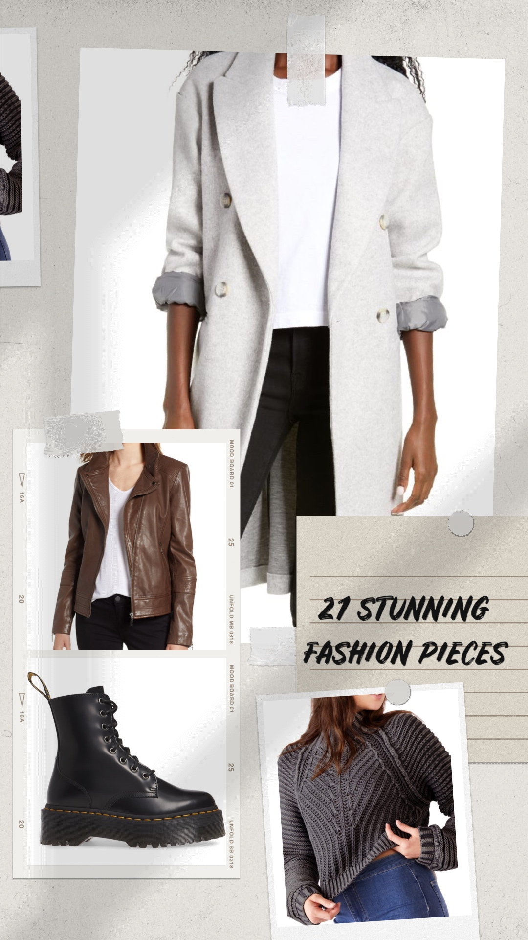 21 Stunning Fashion Pieces That Are Must-Haves In Your Wardrobe