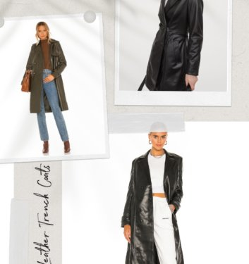 9 Best Vegan Leather Trench Coats – A Chic Closet Staple That You Can Wear Forever