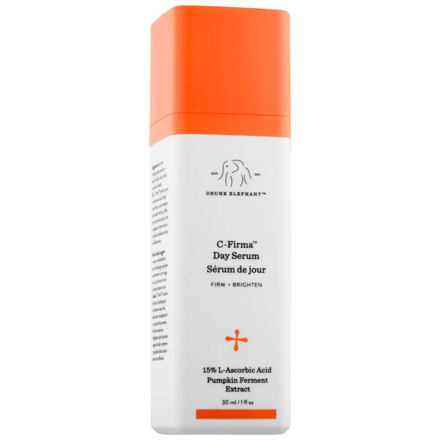Drunk Elephant vitamin c product for skin