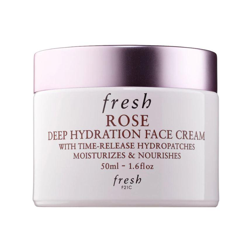 Fresh moisturizer for combination skin