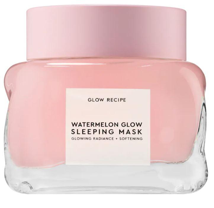 Glow Recipe exfoliating mask