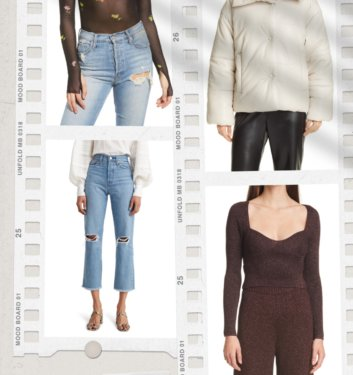 Upgrade Your Wardrobe With These 15 Ultra-Cool Basics From Nordstrom