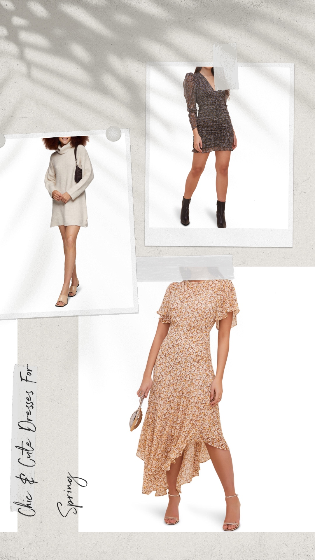 21 Cute & Chic Dresses For Easter & Beyond Starting From $23