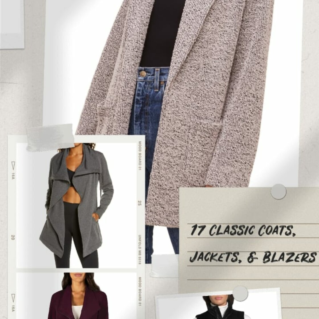 The Best Selling 17 Classic Blazers, Coats & Jackets From Nordstrom That Will Elevate The Look Of The Most Basic Outfit