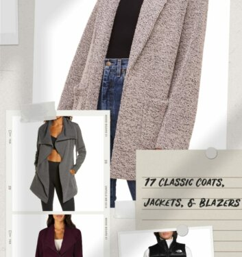 17 Coats, Jackets, And Blazers From Nordstrom We're Buying For Fall/Winter 2021