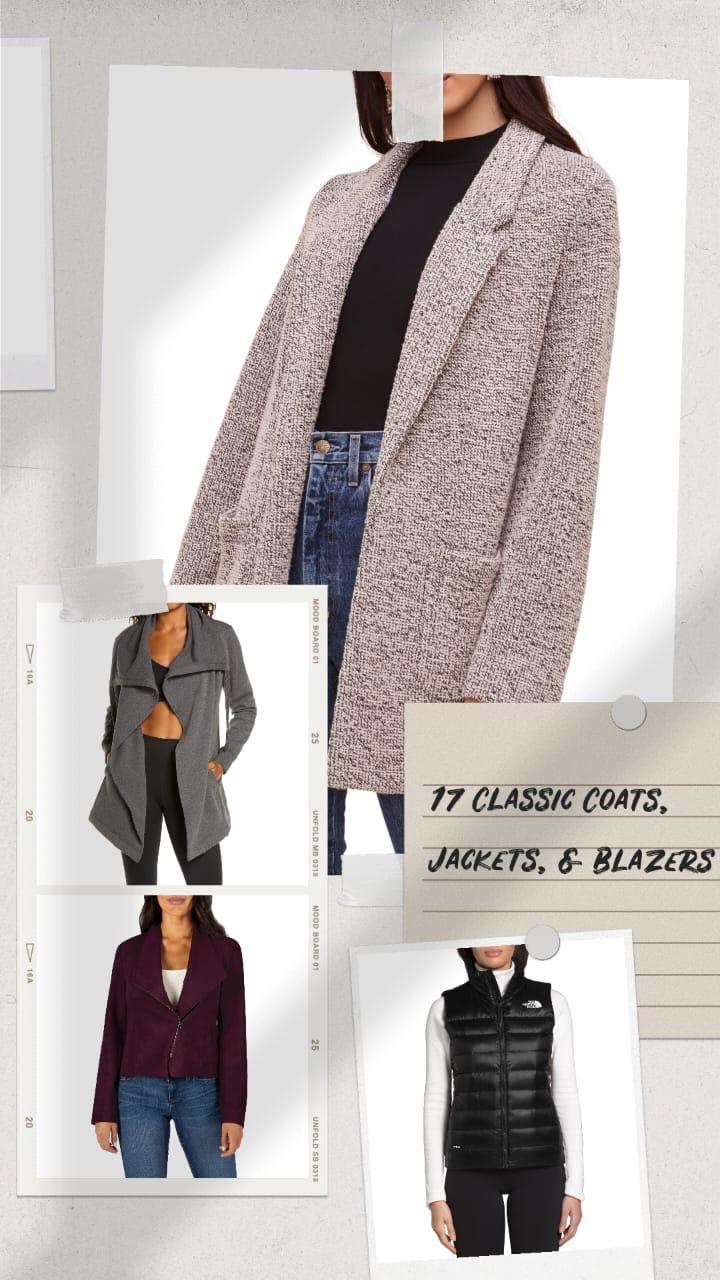 spring coats