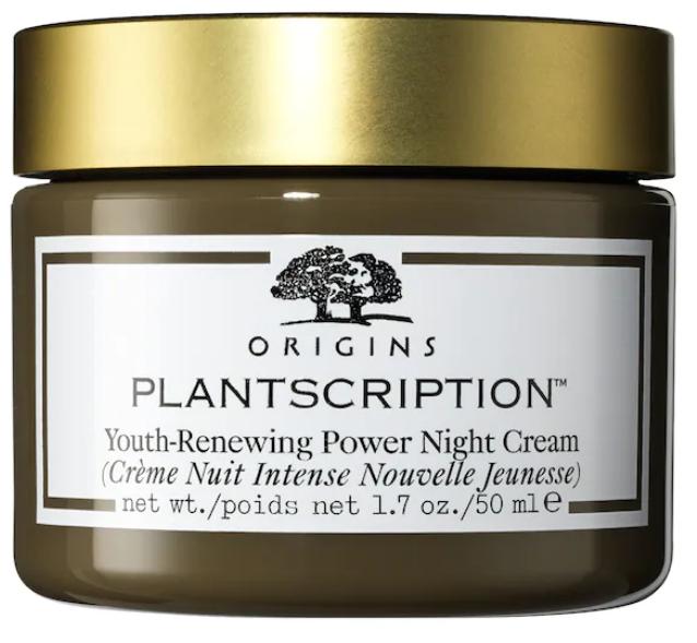 best organic night cream