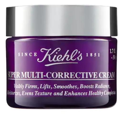 get rid of neck wrinkles with  KIEHL'S SINCE 1851