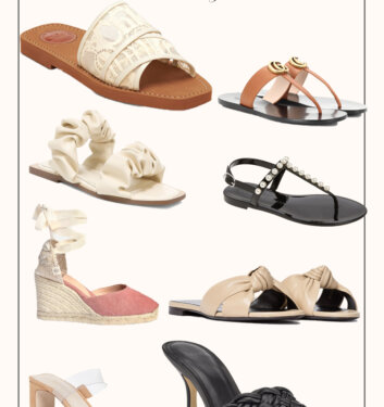 15 Stunning Shoes That Are Perfect For Spring/Summer 2021