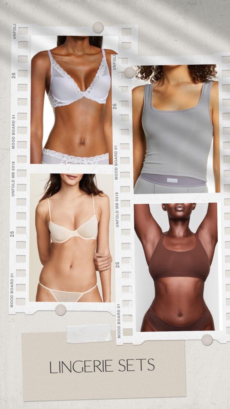 bra and panty set